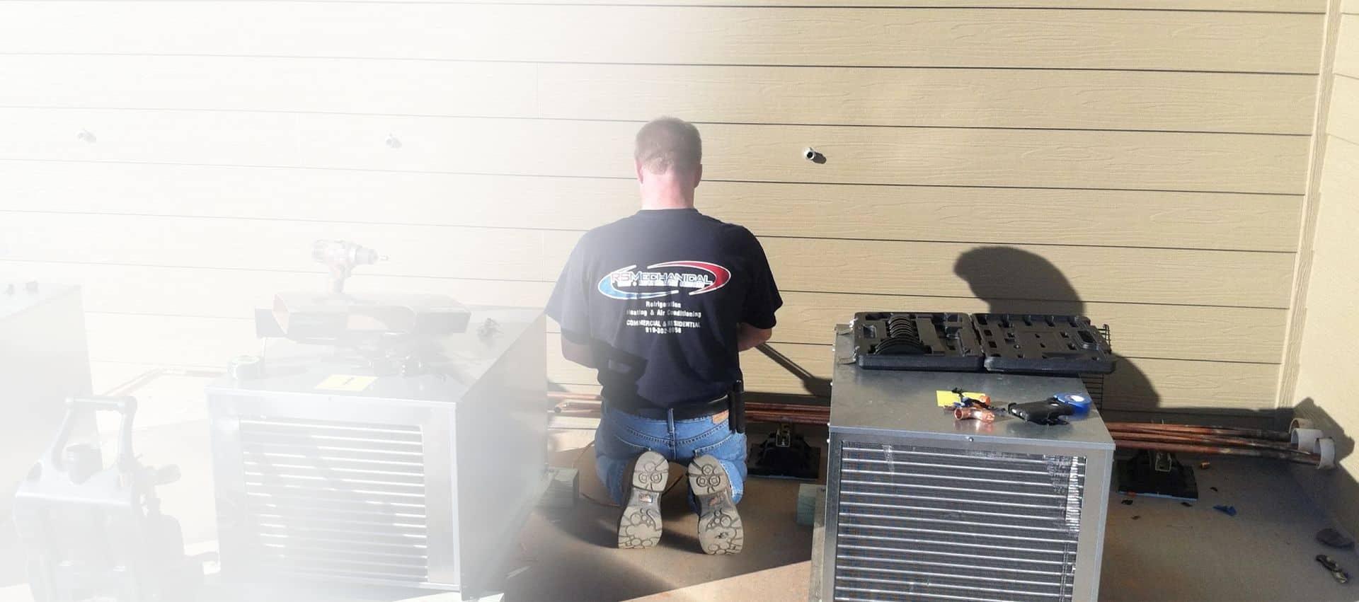 RS Mechanical AC Repair Guy
