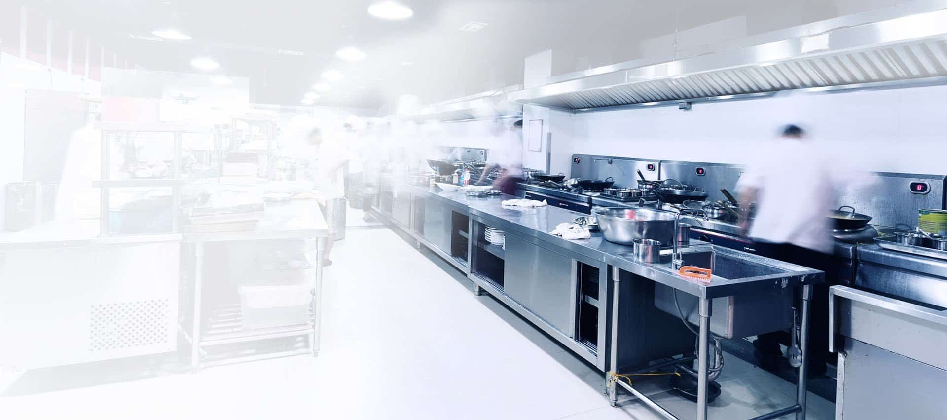 RS Mechanical Kitchen